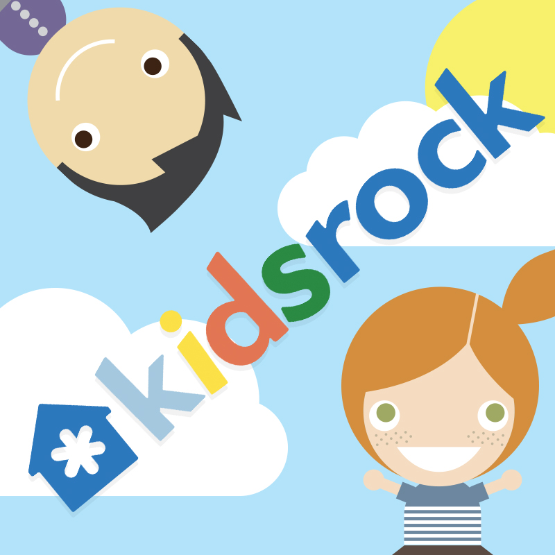 highrock kids logo